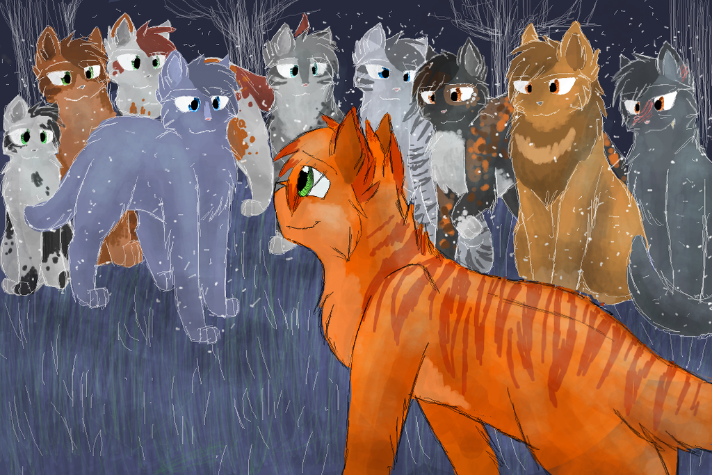 How did Firestar lose his first life?