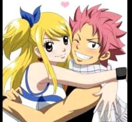 What is your favorite ship in fairy tail?