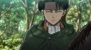 What is Levi's eye color?