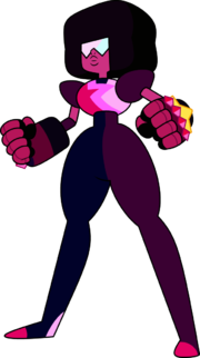 Which two Gems make up Garnet?