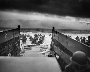 What was the invasion of Normandy?