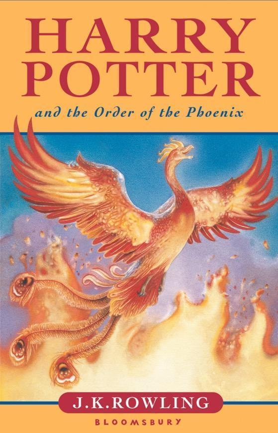 Which is NOT a chapter in Harry Potter and the Order of the Phoenix?