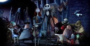 Who is your favorite character in The nightmare before Christmas   (Multiple choice)