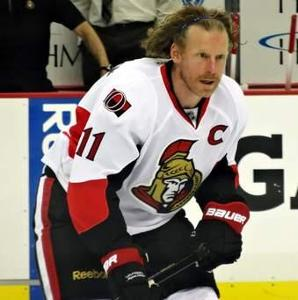 Who was the best player on the Ottawa Senators