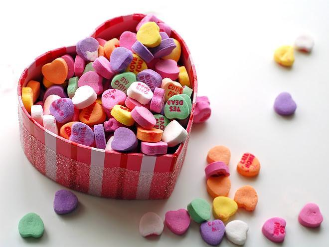 What type of typical Valentine's candy would you rather have?