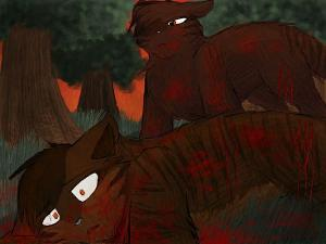 Forest Of Secrets: Why did Brokenstar leave ShadowClan become Brokentail in ThunderClan?