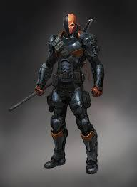What would you do if Your being hunted by Deathstroke