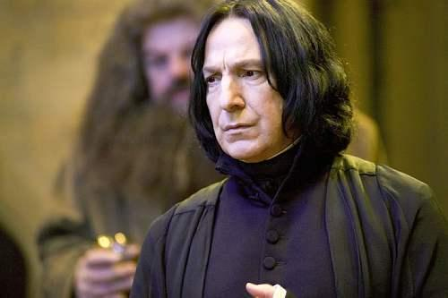 Who killed Snape?