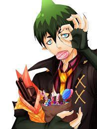 (Blue Exorcist)Amaimon is the king of-