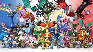 How pokemon are there in total?