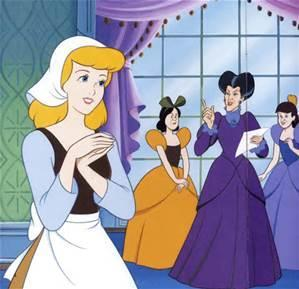 How many step-sisters did Cinderella have?