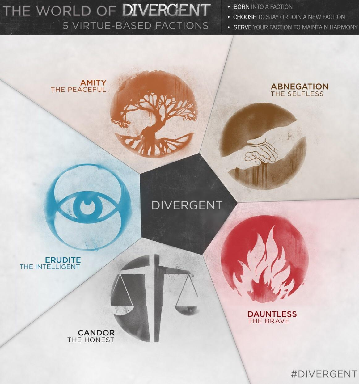 If you were divergent where would you go?