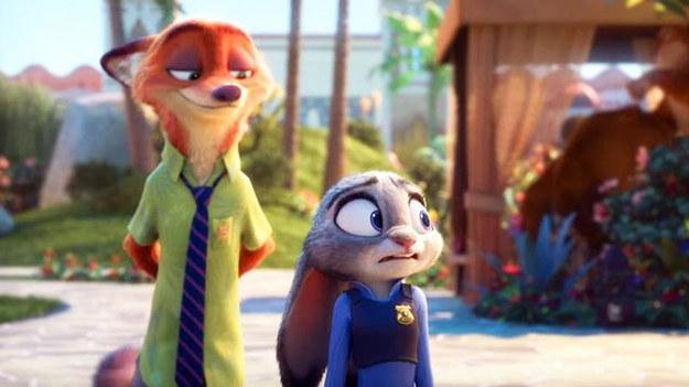 What is not considered offensive in Zootopia?