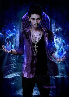 What relation does Magnus have to Asmodeus, a greater demon who is also a Prince of Hell? (Capital letter needed)