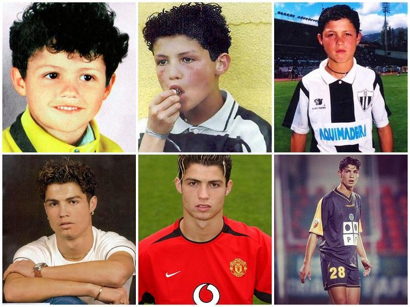 The Ballon d'Or winner was born in a poverty-struck family, but it wasn't long until he made a name for himself, eventually becoming one of the best players in our generation.
