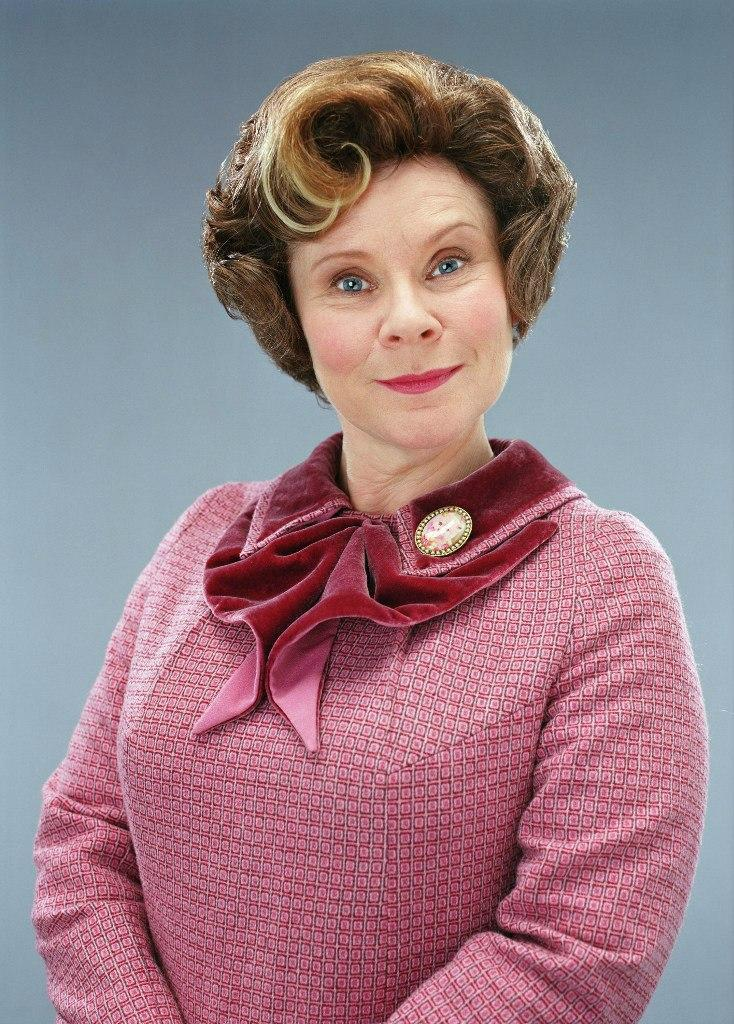 What is Dolores Umbridge's Middle Name?