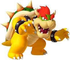 What is the Japanese name of Bowser from the Super Mario Bros. Series?