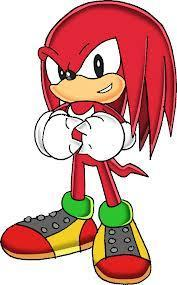 < Knuckles : Yeah I know, the guys told me. > < You : Oh... Ok. But why can't I get up? > < Knuckles : The blow of the laser paralyzed you the back temporarily. If you get up, it will be paralyzed forever... > < You : 0_0... Oh gosh... > You sit down quietly on the couch, the face wrinkled by the fear. < Knuckles *Chuckles* Just joking. If you get up, you'll have pain even more. Don't worry, in a few moments you are going to provide to walk and jump new. > He smiles at you.