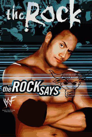 The Rock says he's gonna whip your