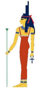 Who is Osiris's wife?