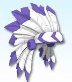 True or False? The headdress was once a rare item Monday.