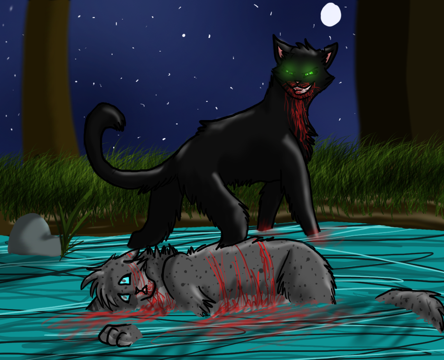 Before Hollyleaf told all the clans do you think it was right for her too kill Ashfur?