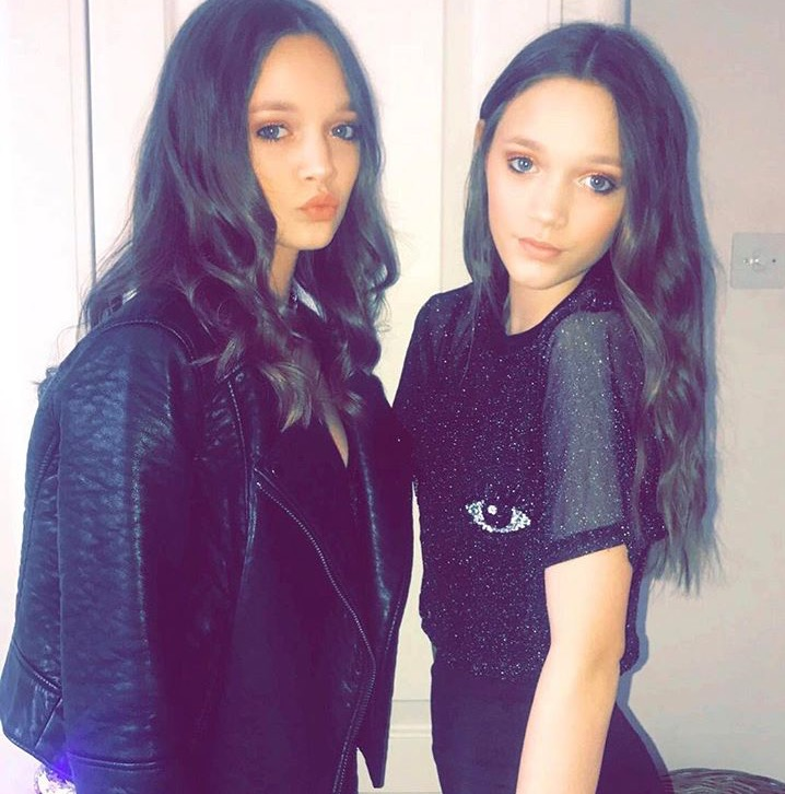What is the name of Louis sisters ?