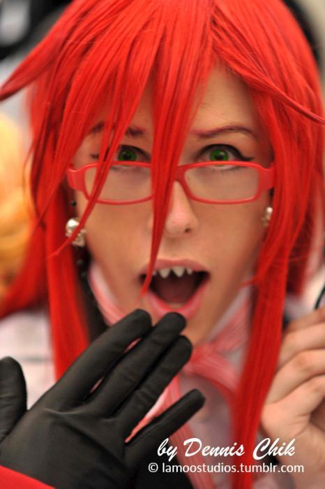 do u think grell is funny