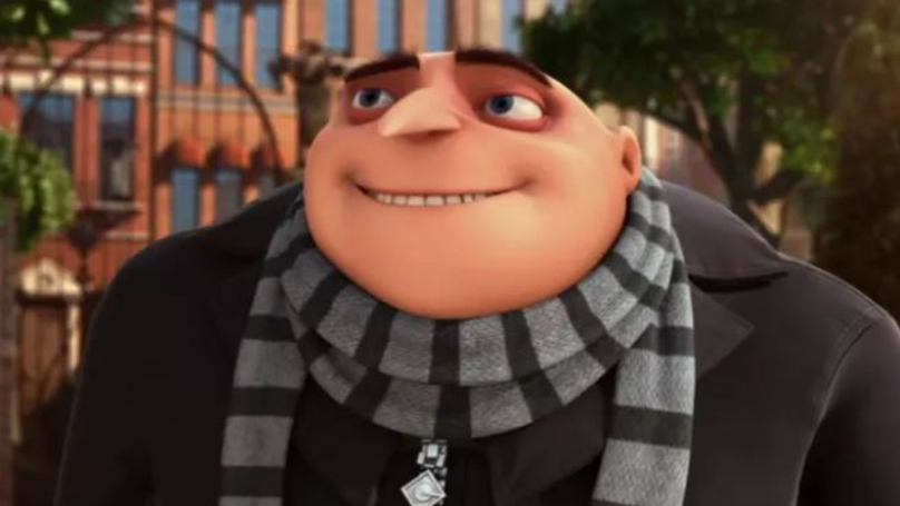 "In the 2010 movie, ""Despicable Me"", what is the name of the villainous but charming main character?"