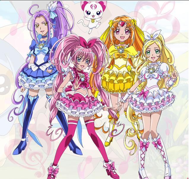 What are Fresh! Precure's ultra forms called?
