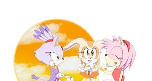 OK thus in the part 1, you went to Blaze's house to drink kept silent tea with Cream, Amy and Blaze. That's it?