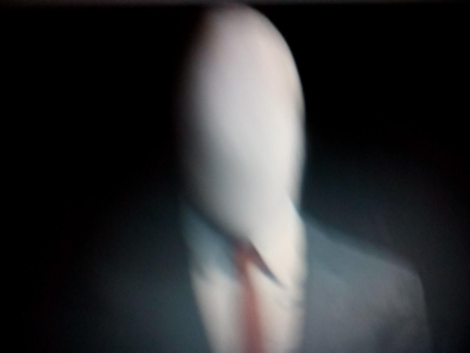 Slendy your up! Slenderman: don't.....call...me....slendy! Anyways...favorite color?