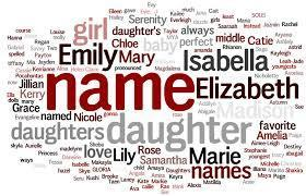 What is your favorite name?
