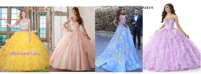 Which pastel ball gown would win prom queen?