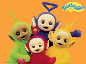 Who is your favorite teletubbie?