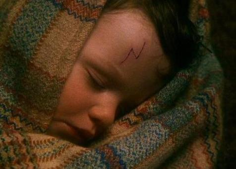 Where was Harry sent when he was a baby?