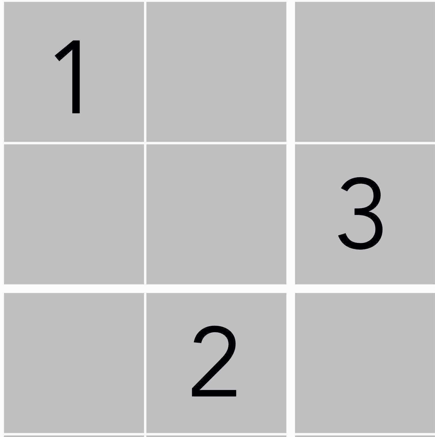Well done! The next hint consists of this illustration: Note: The solution contains 9 numbers. Please write them in this order: TopLeft, TopMiddle, TopRight, MiddleLeft, MiddleMiddle, MiddleRight, BottomLeft, BottomMiddle, BottomRight  HINT: The idea is the same as in the puzzle game Sudoku.