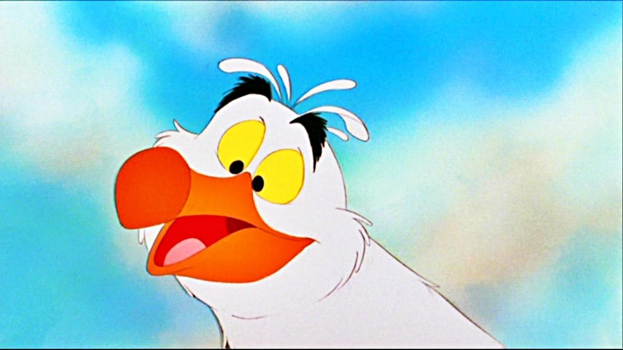 What did scuttle call a dinglehopper?