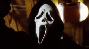 "What is the name of this ghastly ghoul from the movie, ""Scream""?"