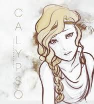 When Percy return to Camp-Half Blood after landing on Ogygia, did Annabeth suspect that he met Calypaso?