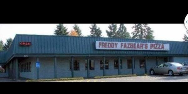 Is Freddy Fazbear's Pizza real?