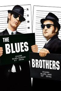 "True or False...in the 80s movie, ""The Blues Brothers"", Chevy Chase played alongside John Belushi as the blues brothers."