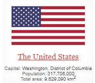 what is capital of The United States ?