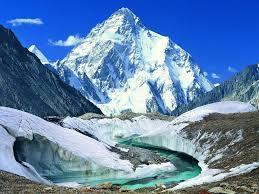 The highest mountain on earth is?