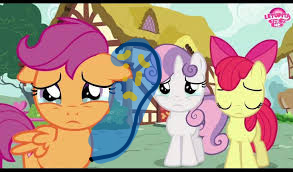 When did almost all the cmc earn their Cutie Marks?
