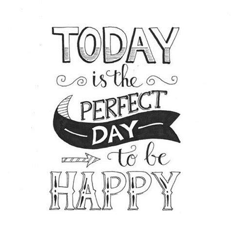 Whats your idea of the perfect day?