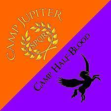 Let's just keep this simple, Camp Half-Blood or Camp Jupiter?