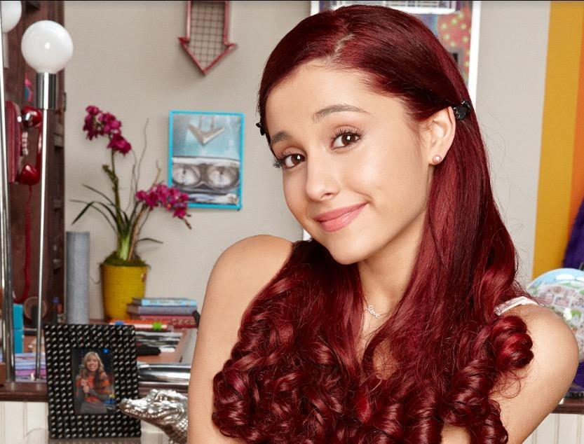 What was Ariana Grandes FIRST concert that she went to?