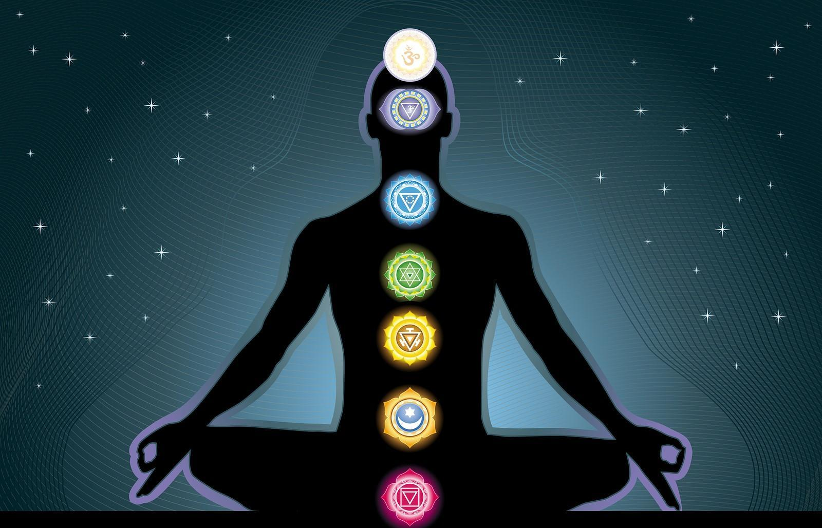 What one is your out of the seven chakra types?