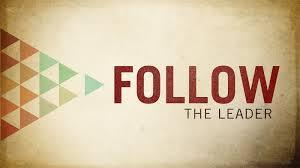 Would you say you are more of a follower or a leader?
